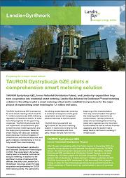 Poland: Piloting a comprehensive smart metering solution