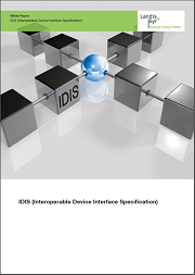 Interoperable Device Interface Specification (IDIS)