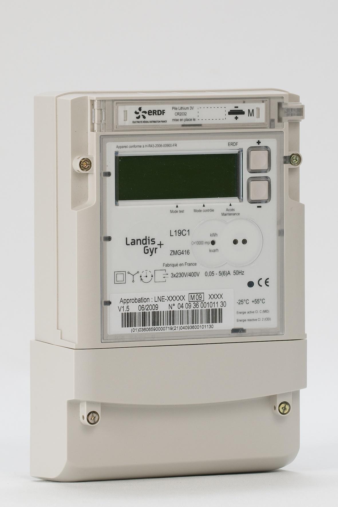 ERDF chooses Landis+Gyr technology for the renewal of its meter park