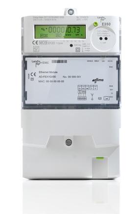 Landis+Gyr E350 smart mätare