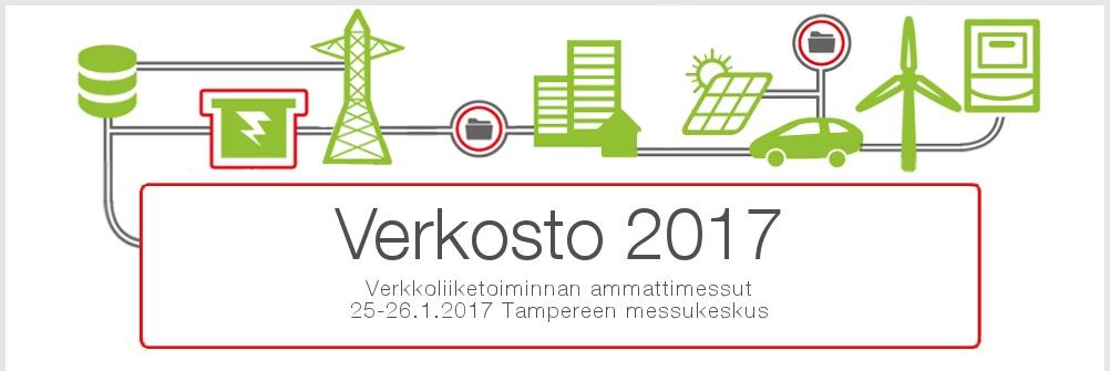 Verkosto 2017   25-26.1.2017 Tampereen messukeskuksessa