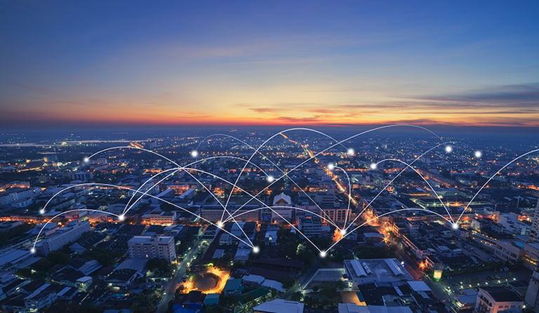 Landis+gyr IoT connectivity
