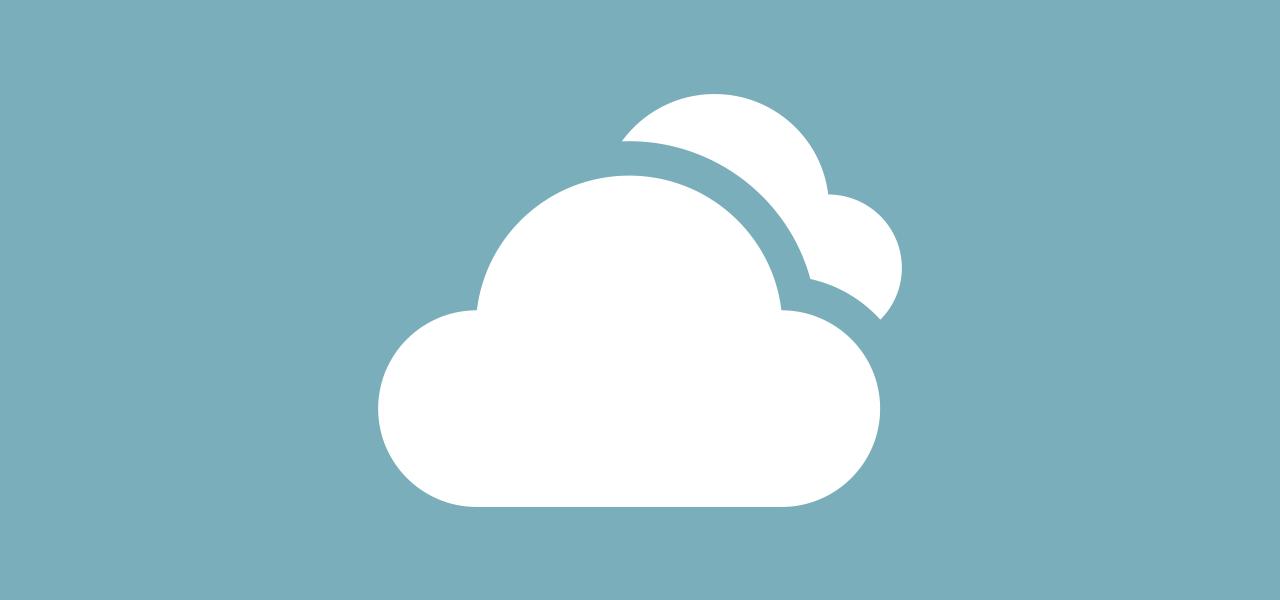 Centralized cloud data as an asset.