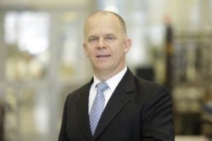 Andreas Umbach, Landis+Gyr CEO