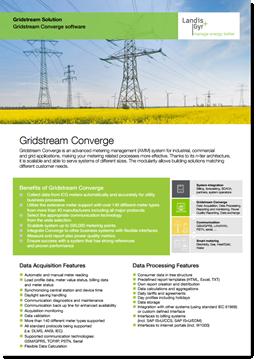 Gridstream® Converge