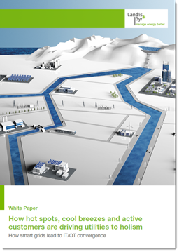 White Paper: How smart grids lead to IT/OT convergence