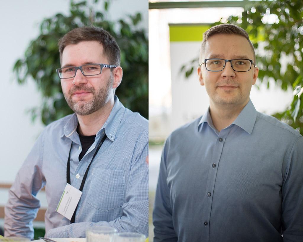Tuomas Kepanen & Petri Marttinen