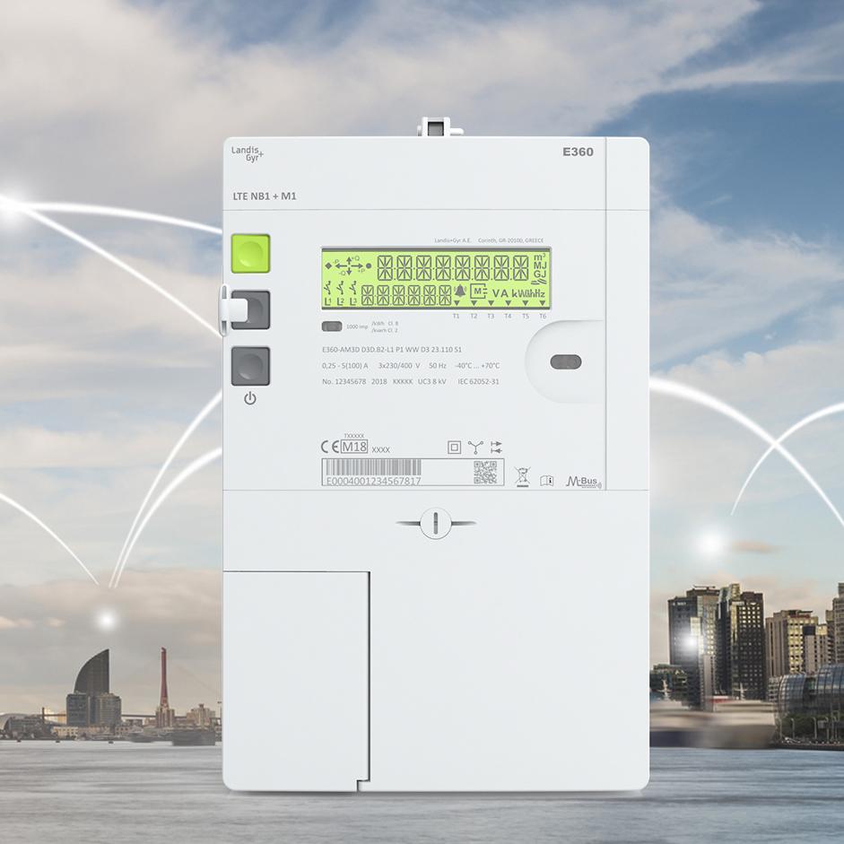 Eine neue Sicht auf Smart Metering Kommunikation: Unser neuer E360