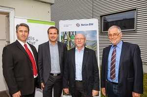 First GM-EEG (S750) grid modules installed by Netze BW in Germany