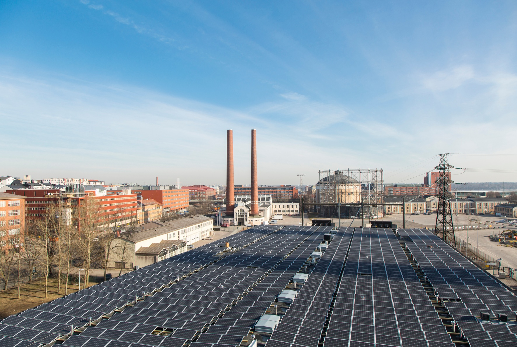 Biggest battery energy storage installation in the Nordics