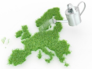 Smart metering market development in Europe