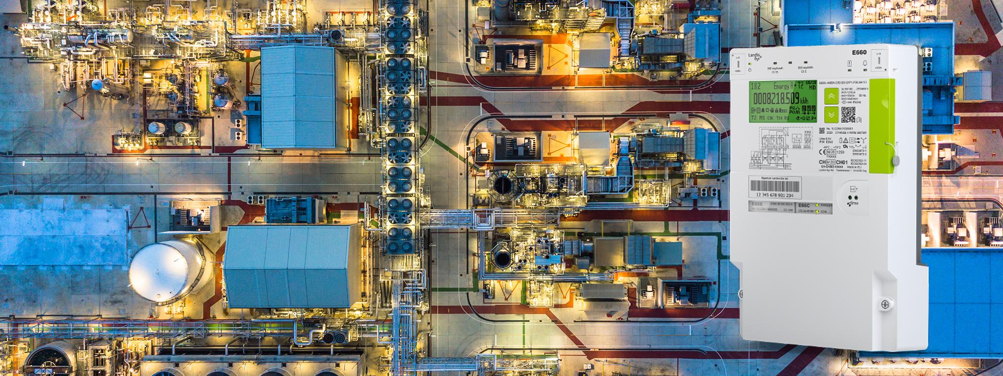 Nový elektroměr E660: svěží pohled na špičkové průmyslové měření a analýzu