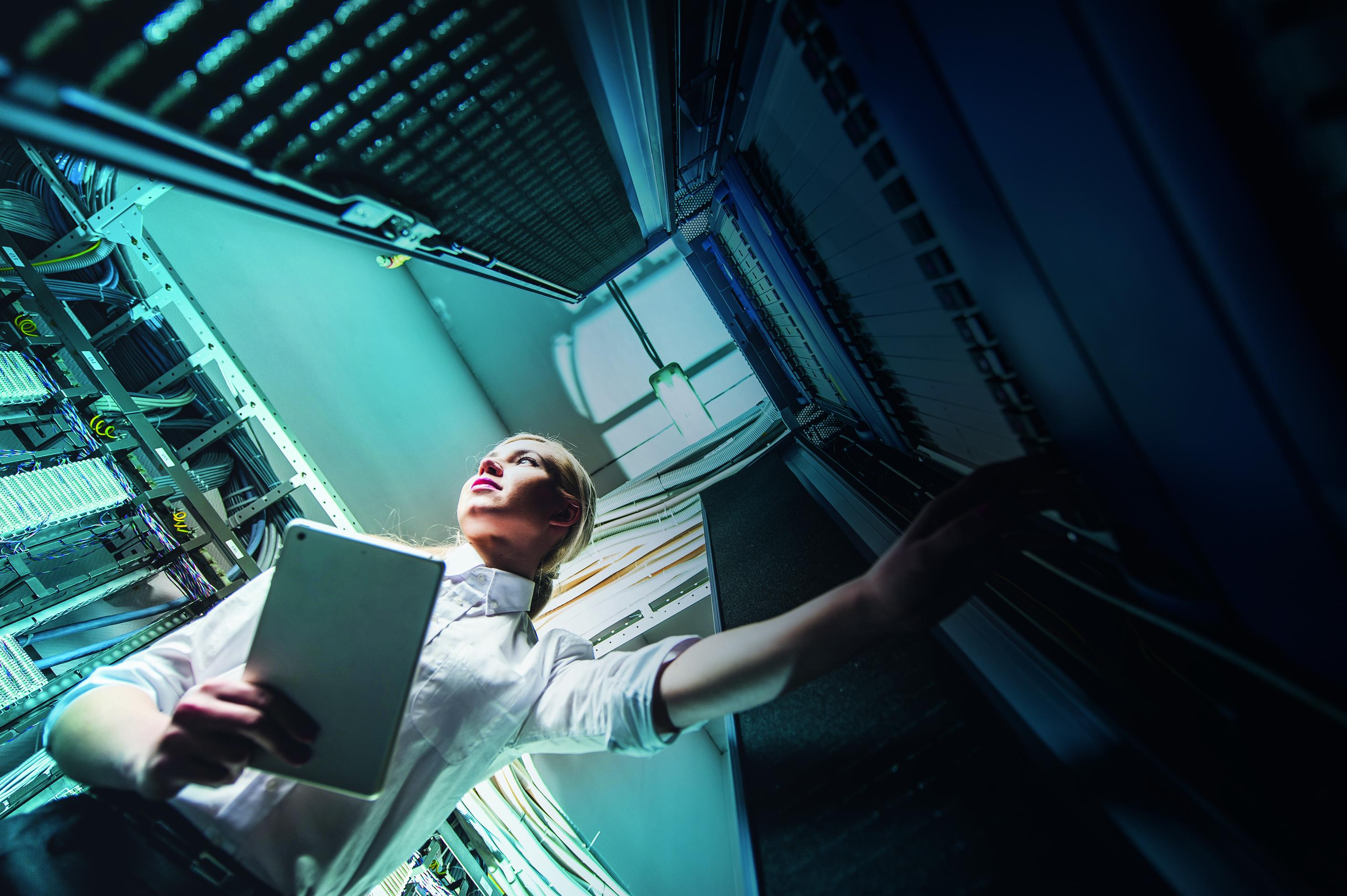 Digitalisaatio tuo lisää energiatehokkuutta
