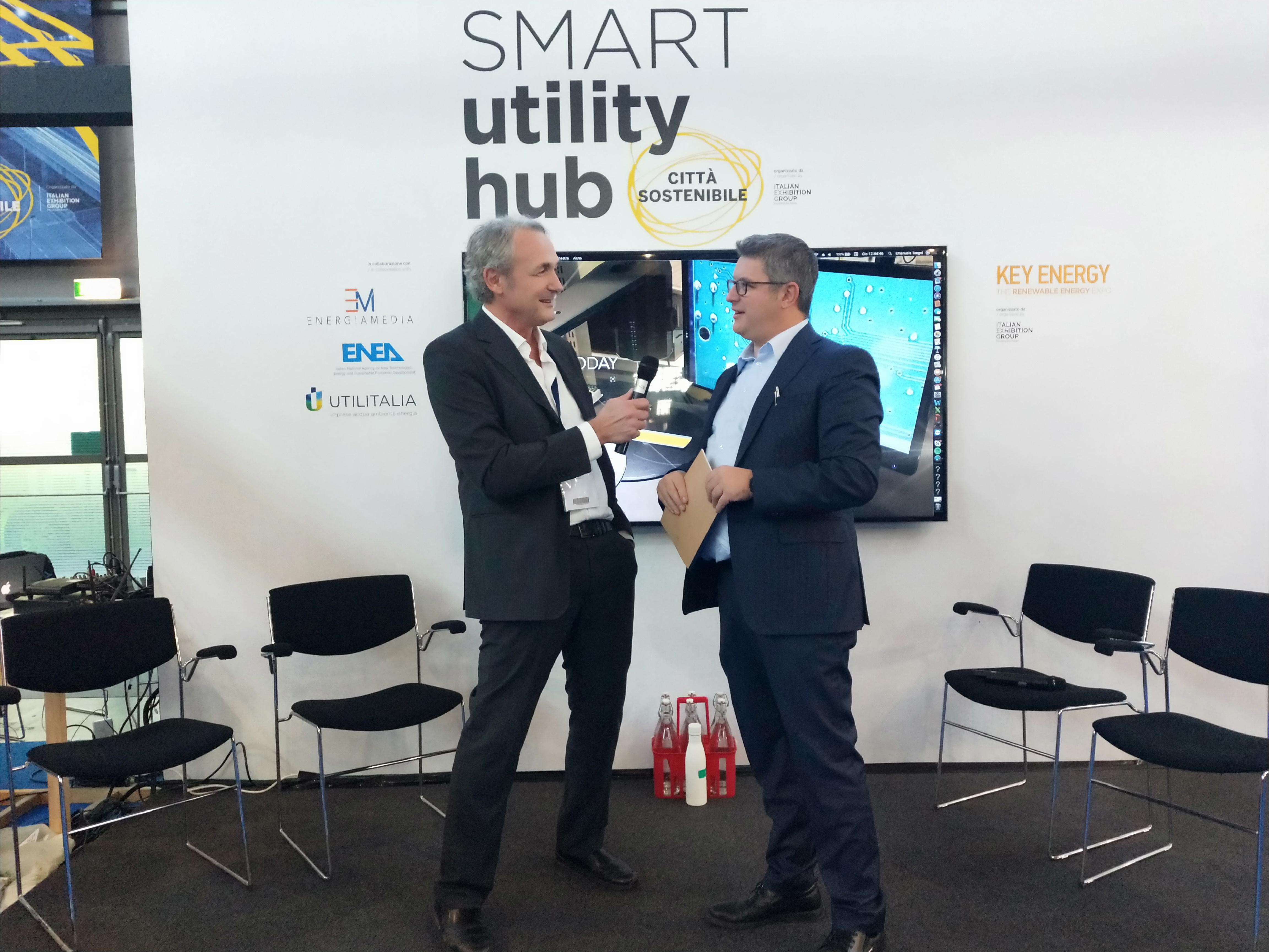 L'evoluzione dei servizi di pubblica utilità in ottica Smart City