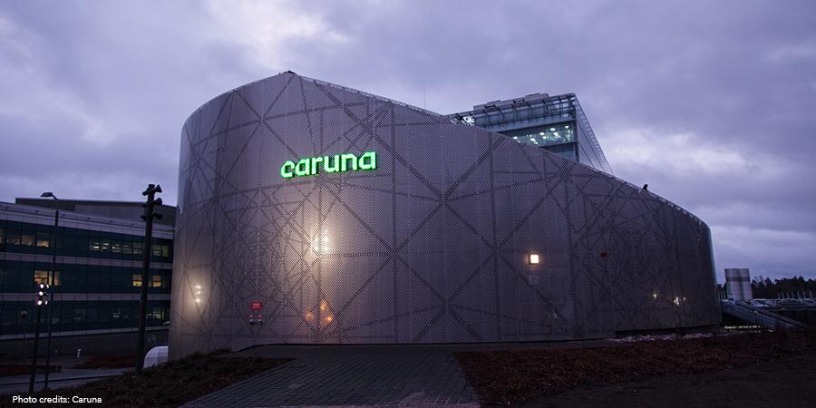 Metering-as-a-Service für Caruna: erfolgreicher Betrieb von Drittanbietergeräten