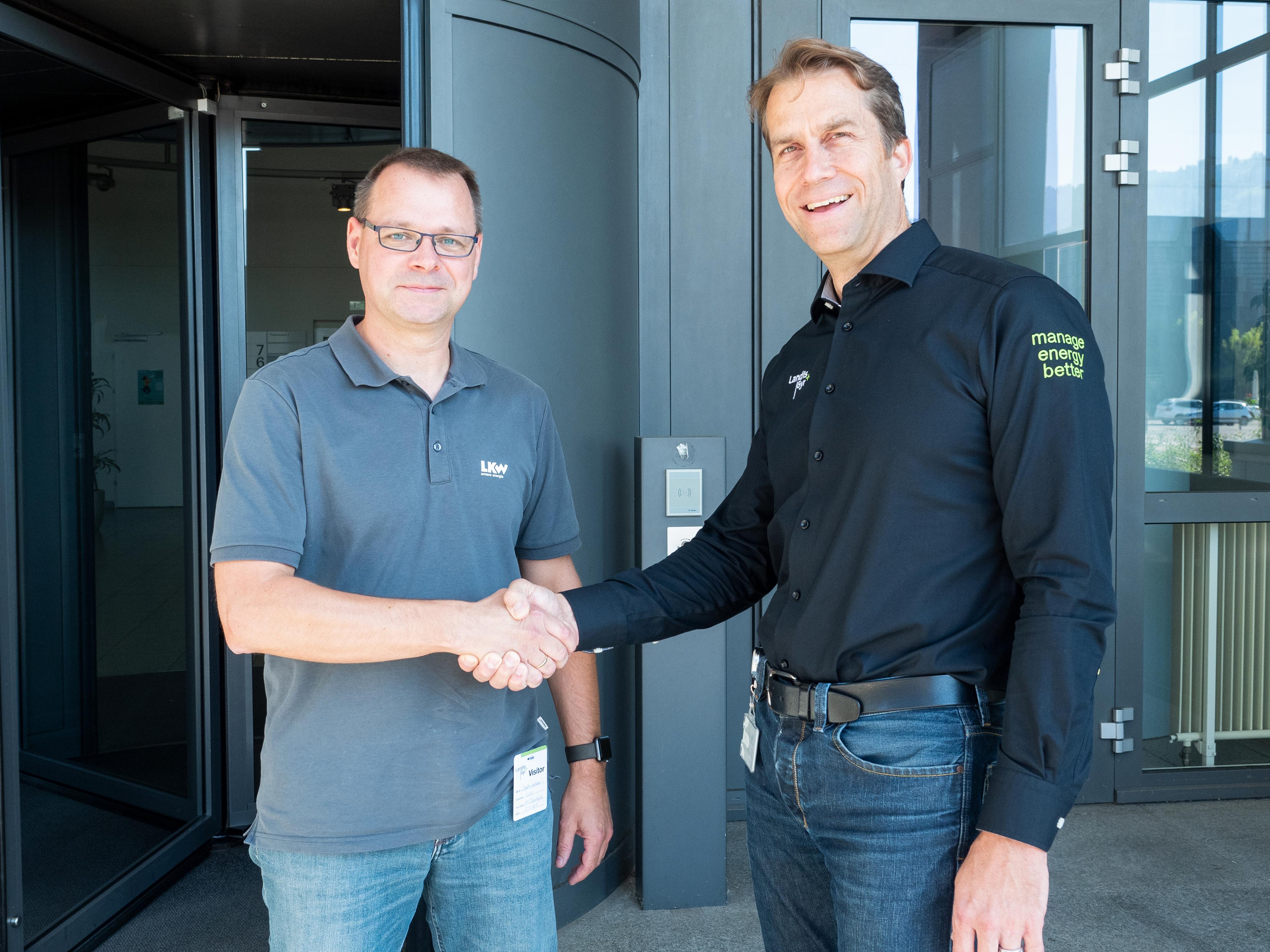 Nätbolaget Liechtensteinische Kraftwerke väljer Managed Services