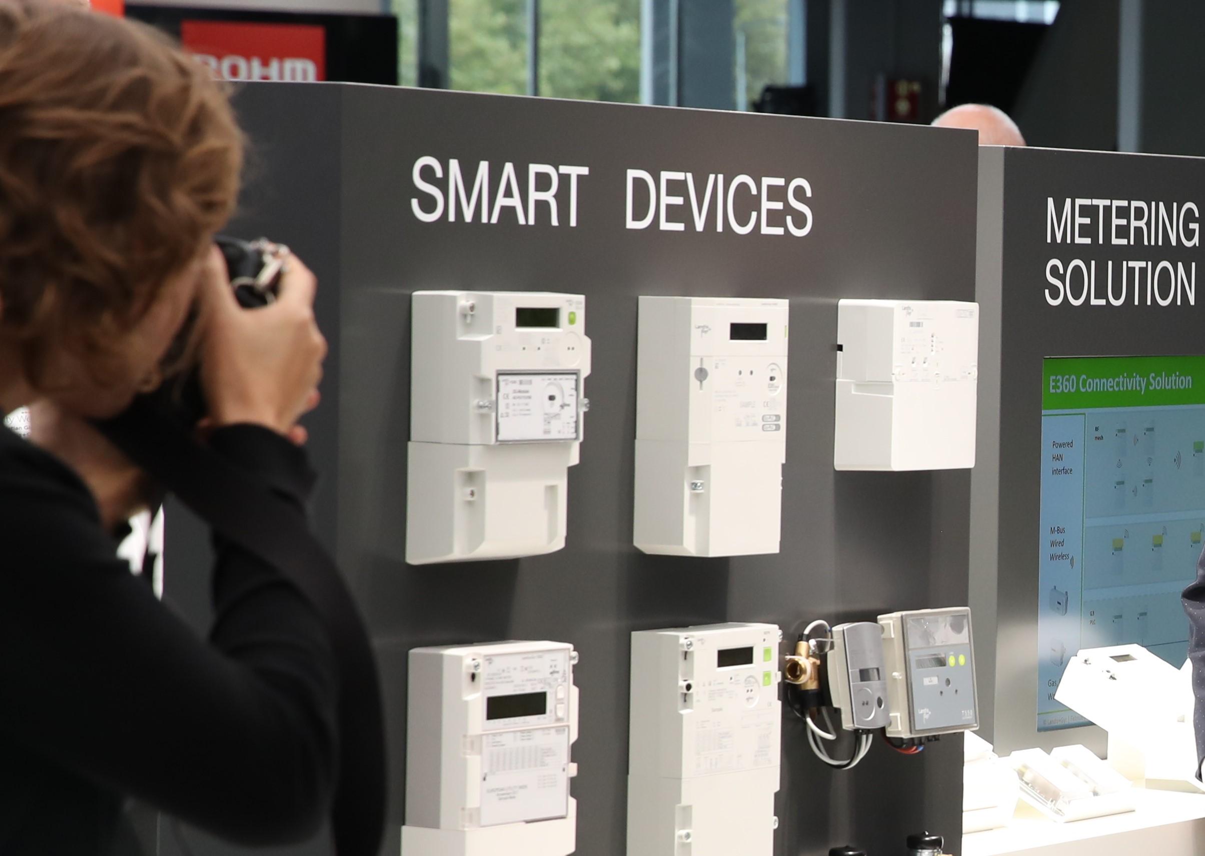 Smarte Messsysteme und Datensicherheit