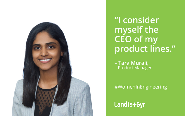 Our Green Team: Tara Murali, Product Manager