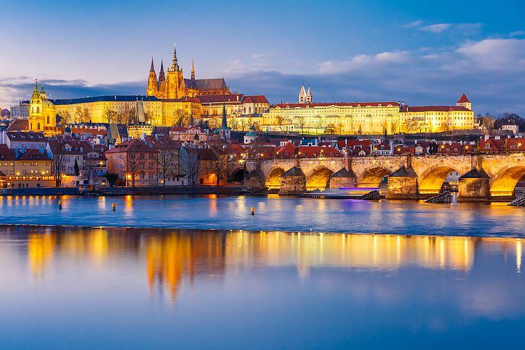 Risparmi energetici nell'illuminazione di Praga
